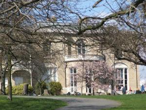 Brockwell Hall rear