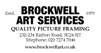 Brockwell Art Services